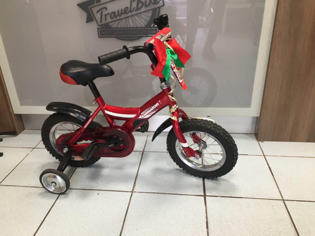 Akcja oddaj rower - Rowery dla dzieci
