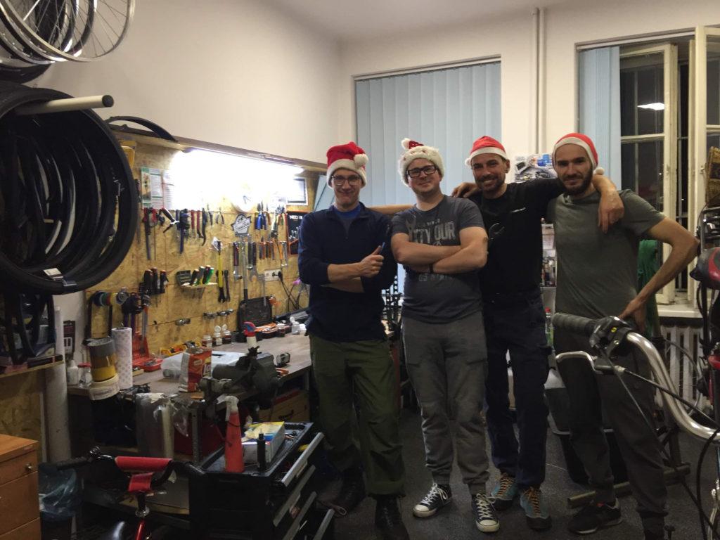 Rowery na święta w TravelBike