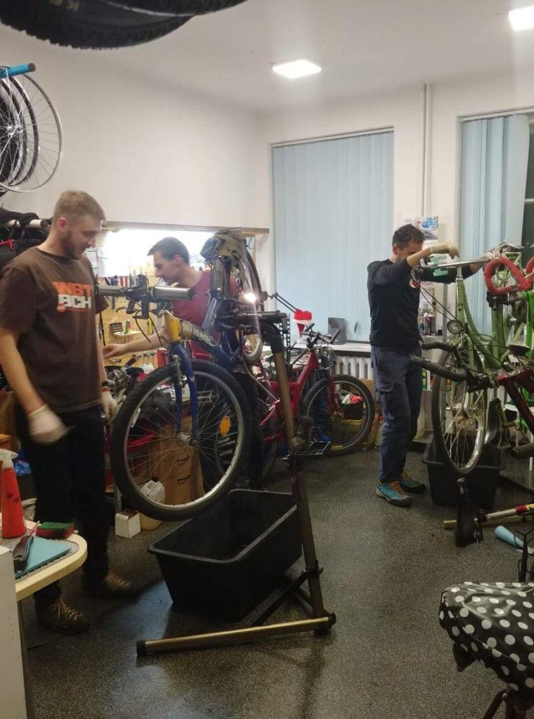 Akcja oddaj rower w TravelBIke