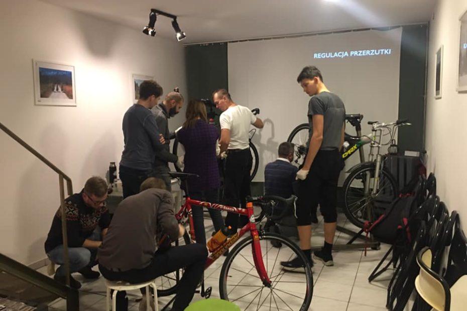 Warsztaty napraw swój rower